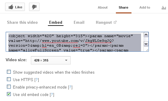 Embed youtube video not working in powerpoint then copy the code highlighted and paste it into the powerpoint insert video box and click insert ccuart Gallery
